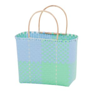 Overbeck and Friends Shopper Ines blau-mint