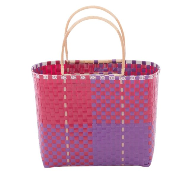 Overbeck and Friends Shopper Ines rot-violett