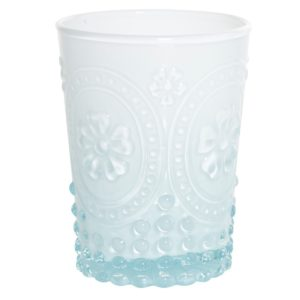 Overbeck and Friends Vase Belinda opal aqua