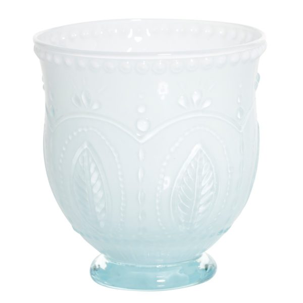 Overbeck and Friends Vase Helena opal aqua
